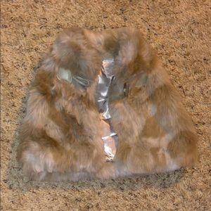 Stunning Koala kids Fake Fur Vest 👯♀️